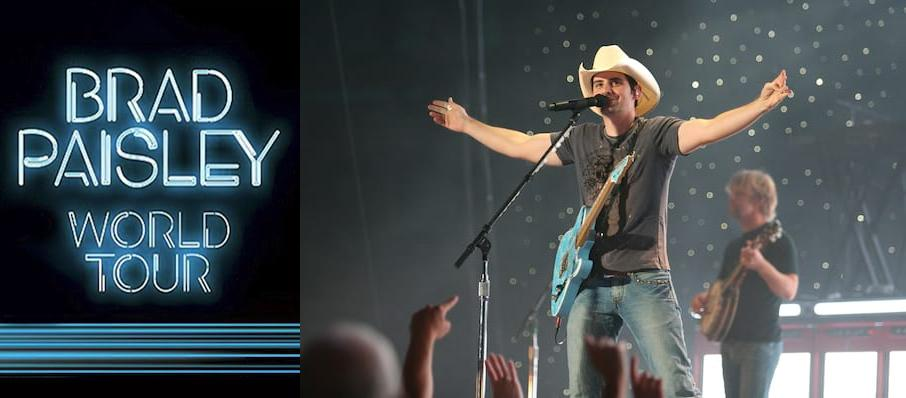 Brad Paisley at Winstar Casino