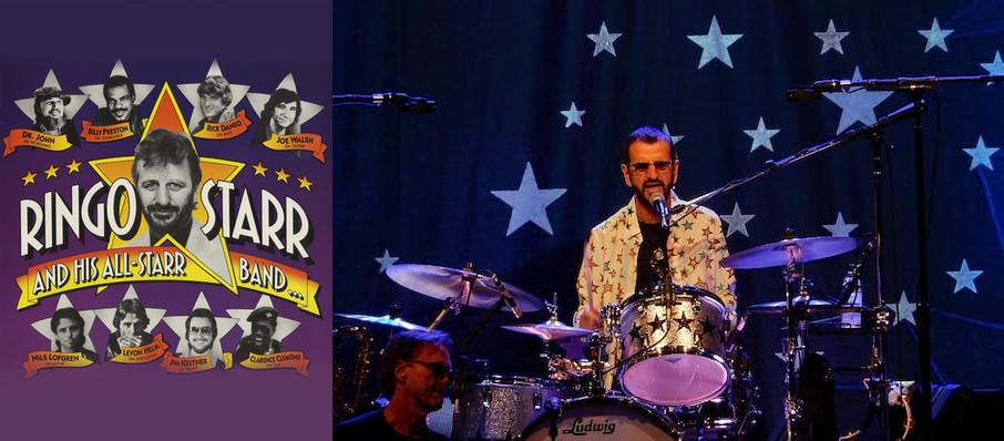 Ringo Starr And His All Starr Band at Winstar Casino