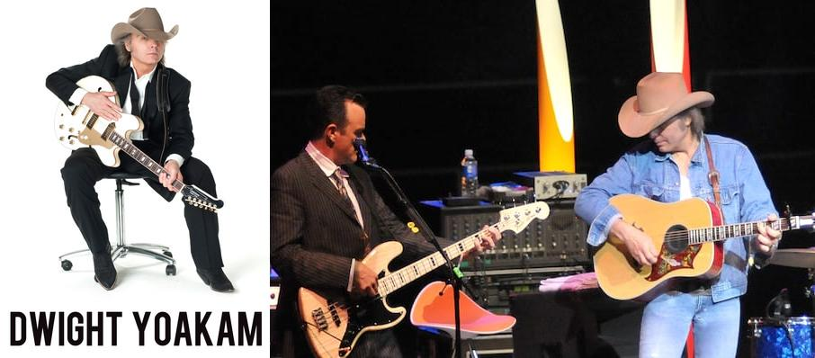 Dwight Yoakam at Winstar Casino
